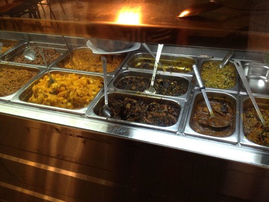 Biobak Restaurant: Nigerian food