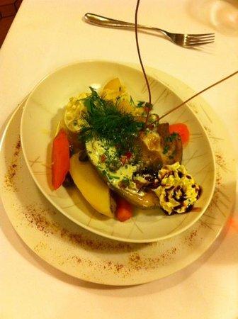 Tete de veau plat de saison une merveille picture - Cuisiner une tete de veau ...