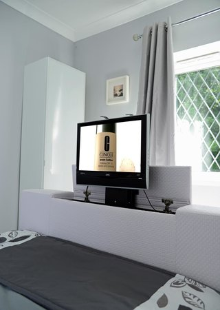 Ashbrook, Bangor Boutique Bed and Breakfast: Standard double room with en suite shower