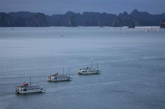 Novotel Ha Long Bay: View from room