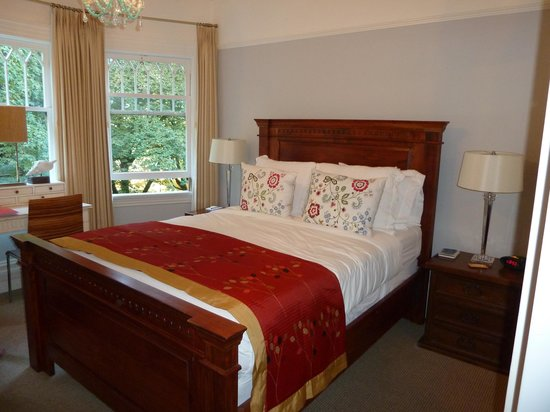Barclay House Bed and Breakfast : Beach Room