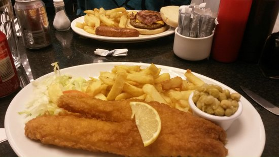 Smyths Traditional Fish And Chips