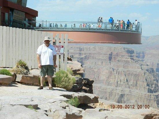 Hualapai Reservation, AZ : Skywalk Grand Canyon Arizona