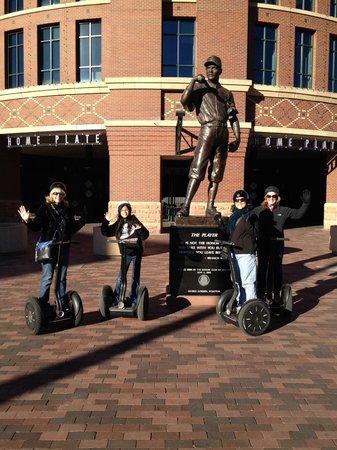 Rocky Top Glide: Segway Tour