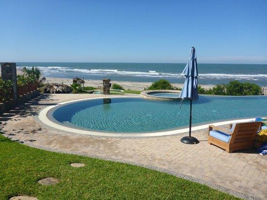 San Miguel, المكسيك: fantastic pool and hot tub
