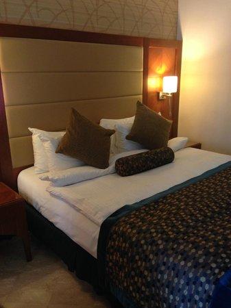 Sweimah, Jordanie : Bed..