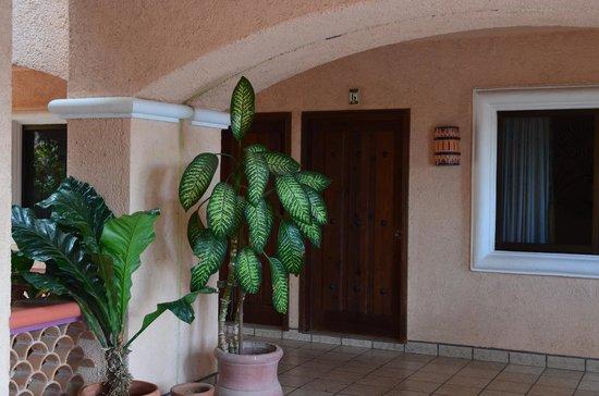 Los Barriles Hotel: Una de las habitaciones