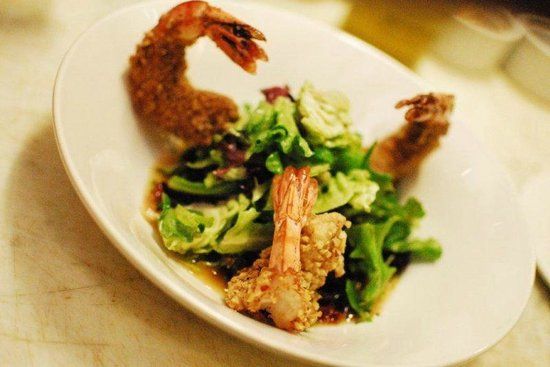 Bravo Cucina Ristorante: Gamberi