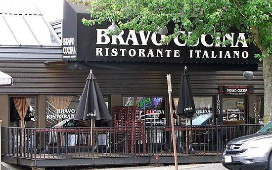 Bravo Cucina Ristorante: Street view