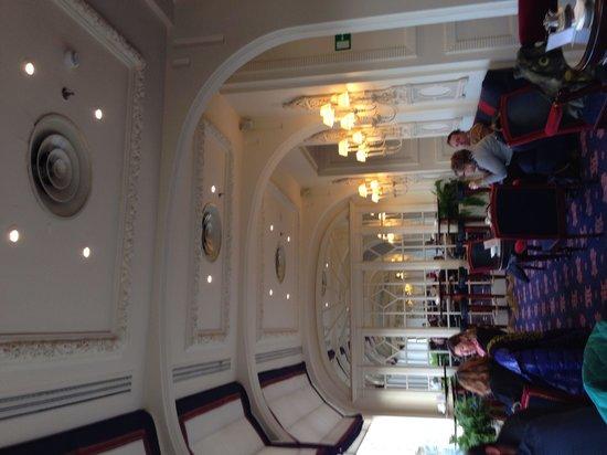 Hotel de Londres y de Inglaterra : Bar
