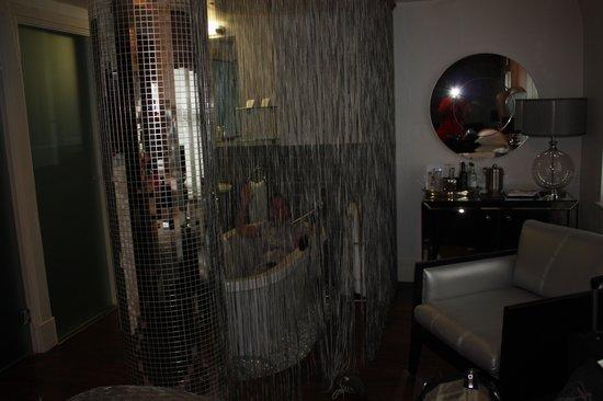 Sanctum Soho Hotel: The room is the view