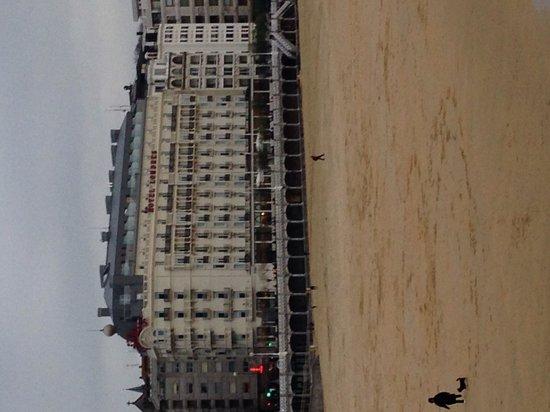 Hotel de Londres y de Inglaterra : Hotel et concha