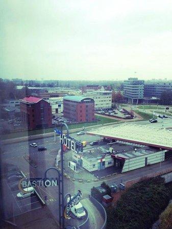 Bastion Hotel Amsterdam Amstel : Uitzicht van kamer