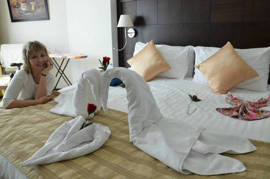 Crowne Plaza Hotel Antalya: Номер