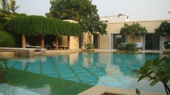Royal Heritage Haveli: Pool