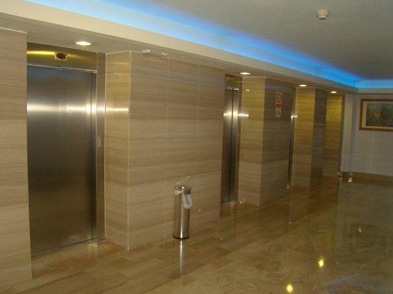 Hotel Flamingo Oasis: lifts