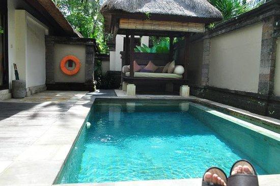 The Ubud Village Resort & Spa: private pool