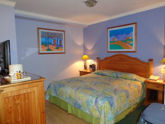 Hotel Las Margaritas: Suite Junior