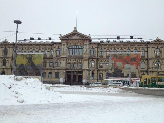 Musée Ateneum (Konstmuseet Ateneum) : Музей