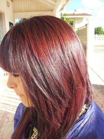 Avetrana, Itália: Elumen by Goldwell
