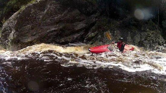 Paradise Adventures: Kaimanns kayak