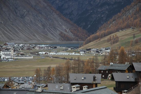 Hotel Baita Montana: Panorama dalla camera