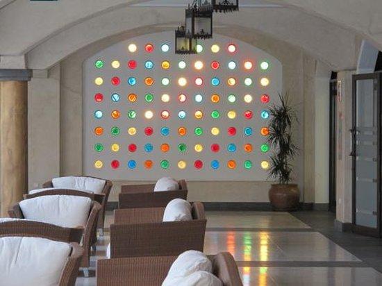 Hotel Suite Villa Maria : Plaza colours