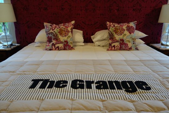 The Grange Guesthouse & Motel : comfy