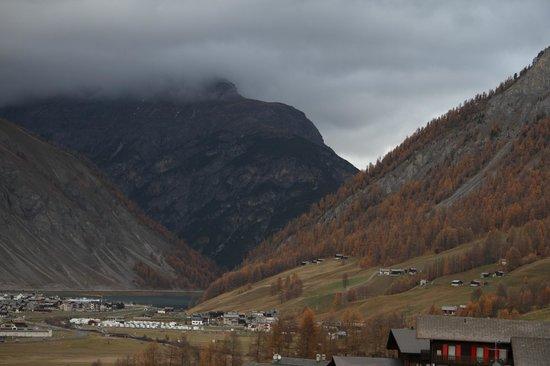 Baita Montana Spa Resort: Panorama dalla camera