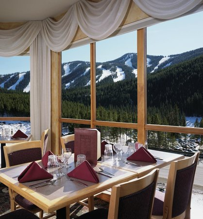 Winter Park Mountain Lodge: Restaurant View