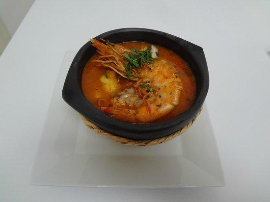 La Batea Restaurante: Sopa de Mariscos al Estilo La Batea
