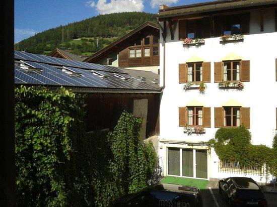 Hotel Schwarzer Adler : Panorama dalla camera