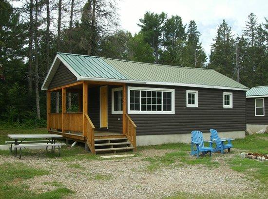 Edgewater Park Lodge Inc. : Cottage