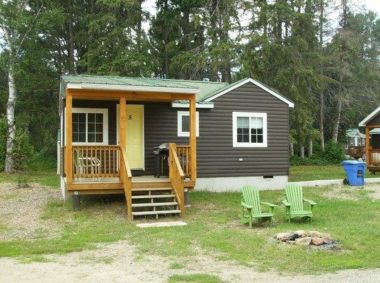 Edgewater Park Lodge Inc. : 2 bedroom cottage