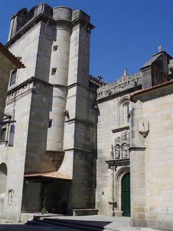 Basílica de Santa María: Basilica fragment
