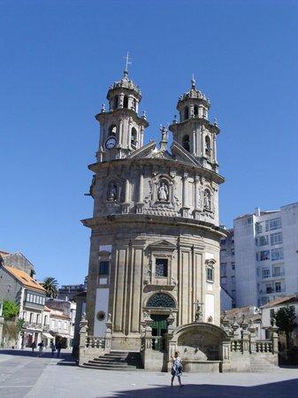 Iglesia de la Virgen Peregrina : Capela da Virxe Peregrina
