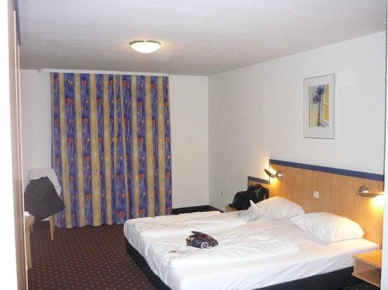 ACHAT Comfort Mannheim/Hockenheim: Spacious Rooms