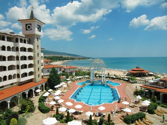 Helena Sands Hotel: 3