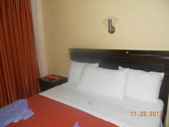 Flamingo Hotel : Habitación