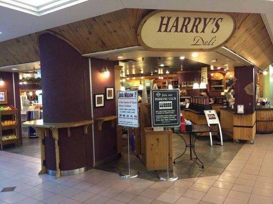 Harry's Deli!