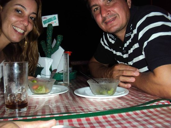 Cactus Restaurante: jantar delicioso!