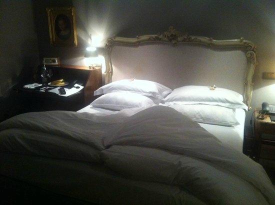 Patrick Hellmann Schlosshotel : наш номер