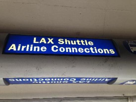 Los angeles cheapest option from lax to long beach for Lax long term parking lot