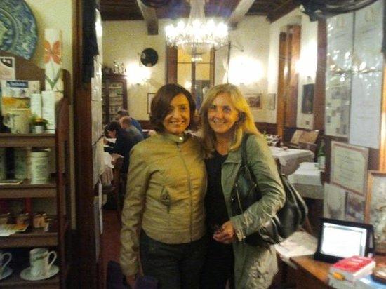 Locanda del Giglio - Ristorante Fiorentino: Gioia e Vittoria