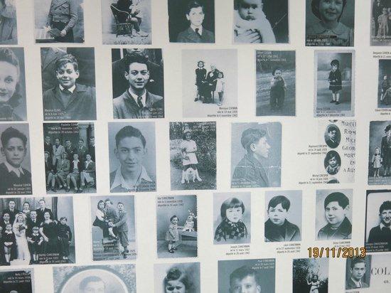 Mémorial de la Shoah : From the Children's Memorial