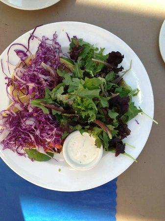 The Trident: Salad