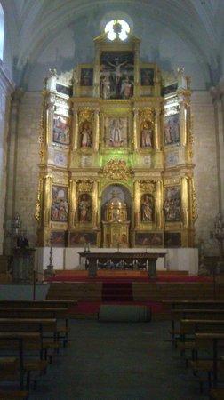 Real Monasterio San Zoilo: Iglesia del monasterio