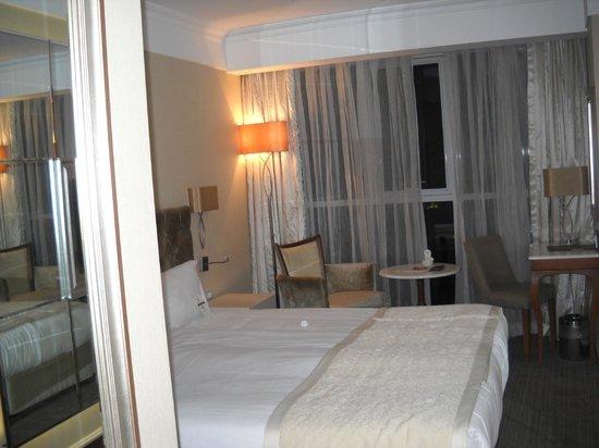 CVK Hotels Taksim : Room