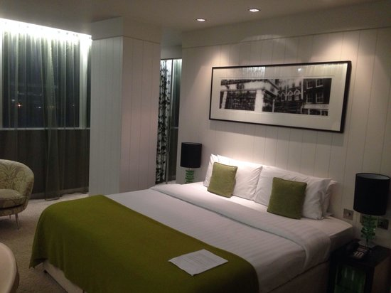 Clayton Hotel Chiswick : Fabulous bedroom