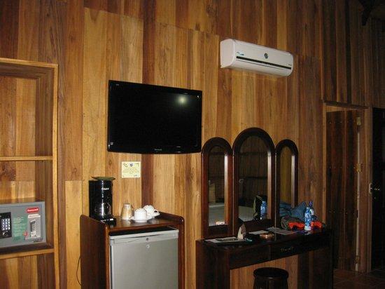 Hotel Lomas del Volcan: Interior